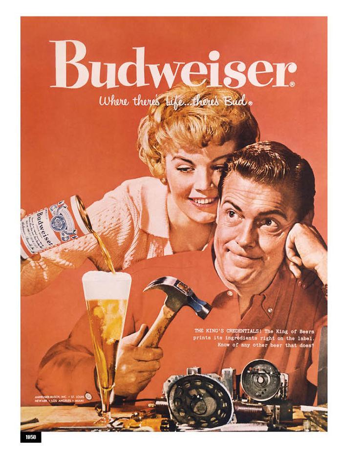 anuncio 2.1 - Budweiser cambia publicidad sexista de los 50´s y la adapta para millennials