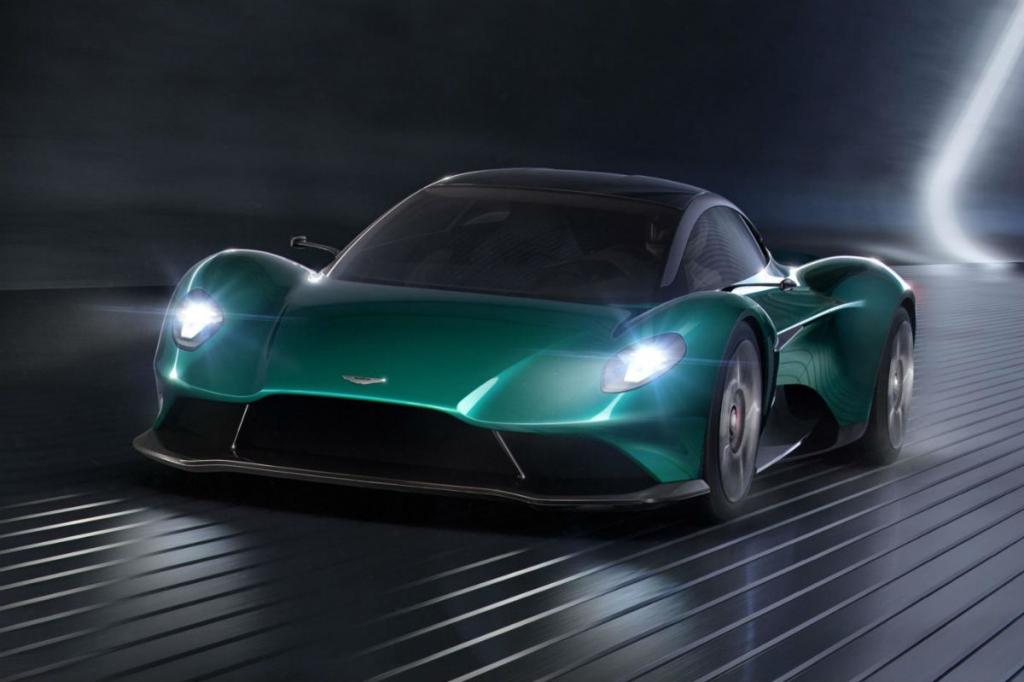 Aston Martin Vanquish Vision Concept 1024x682 - Los más lujosos del Auto Show de Ginebra 2019