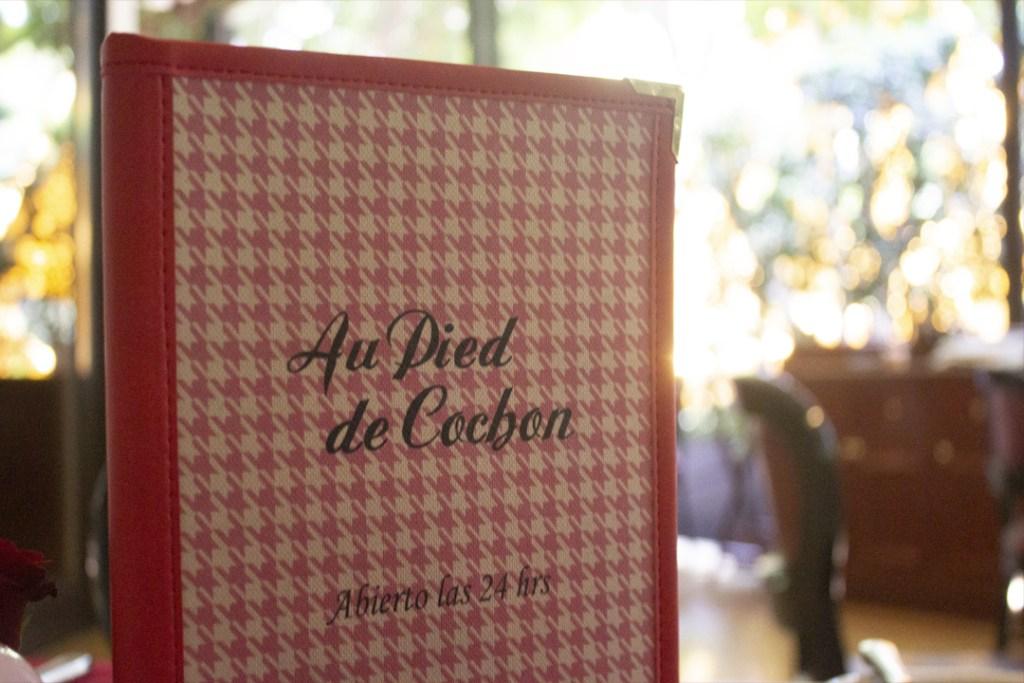 Deleita tu paladar con el nuevo menú de Au Pied de Cochon