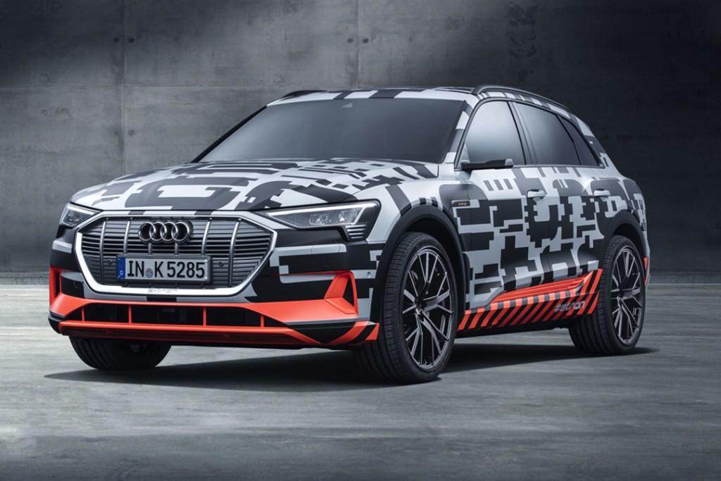 Lo que debes conocer del Audi e-tron prototype antes de que salga a la venta
