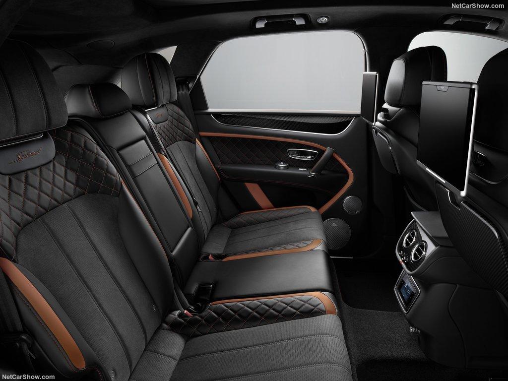 Bentley Bentayga Speed 2020 1024 0b - Corre una velocidad de 306 km/h con Bentley Bentayga Speed