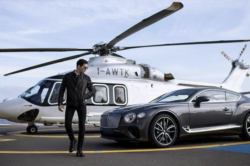 La nueva fragancia de Bentley es un must para el amante de la velocidad