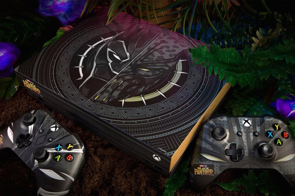 Lo último de Xbox lleva el sello de Black Panther y nos encanta