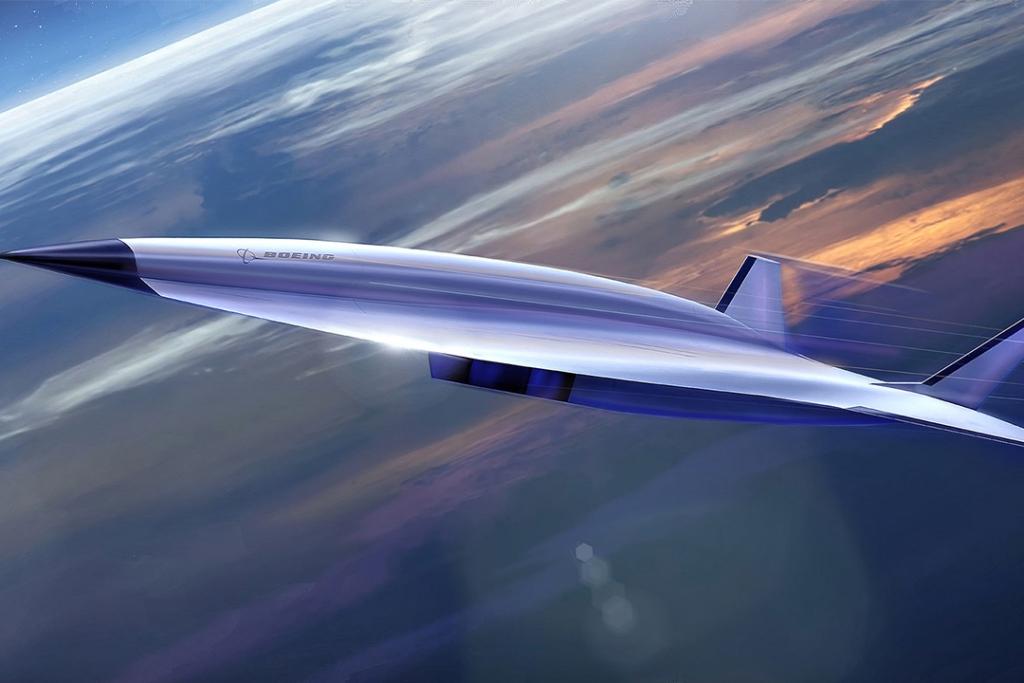 boeing2 1024x683 - ¿El próximo Concorde? Boeing quiere que viajes de NY A Londres en dos horas