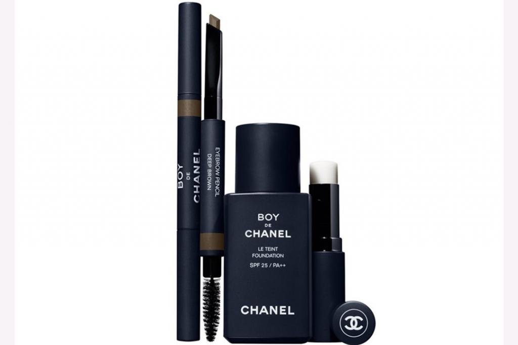 boy1 1024x683 - Chanel demuestra que el maquillaje también es para hombres con su línea Boy de Chanel