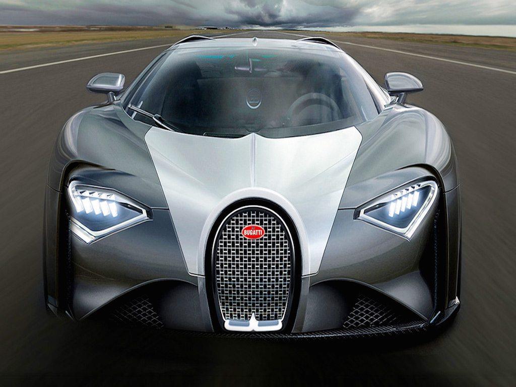 El nuevo miembro de la familia Bugatti: Bugatti Chiron
