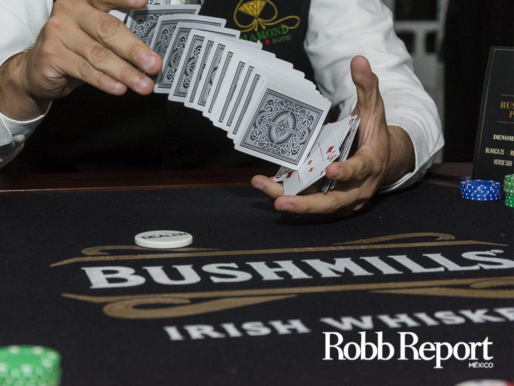 Bushmills y su gran Torneo de Póker