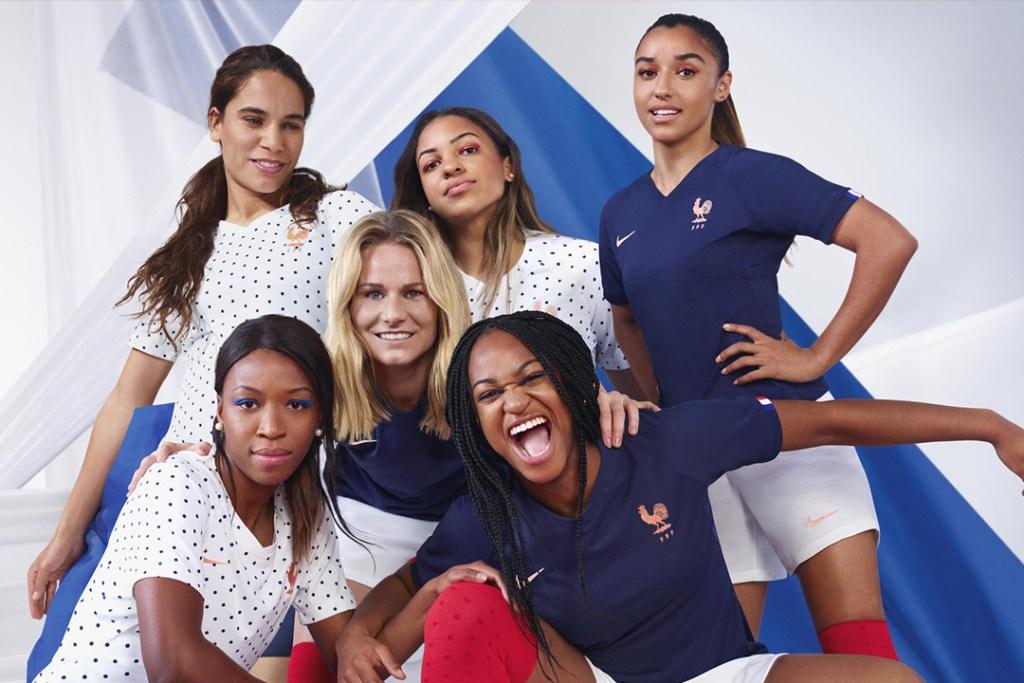 Nike devela las camisetas que se lucirán en el Mundial Femenino