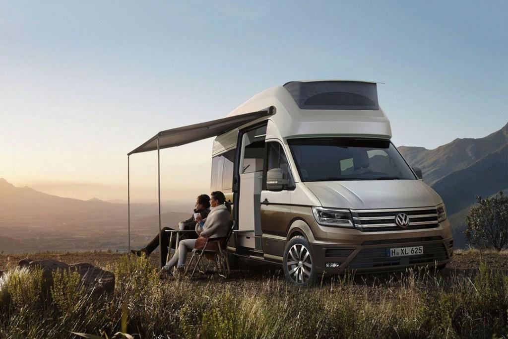 No compres una casa, esta camper de Volkswagen es todo lo que necesitas