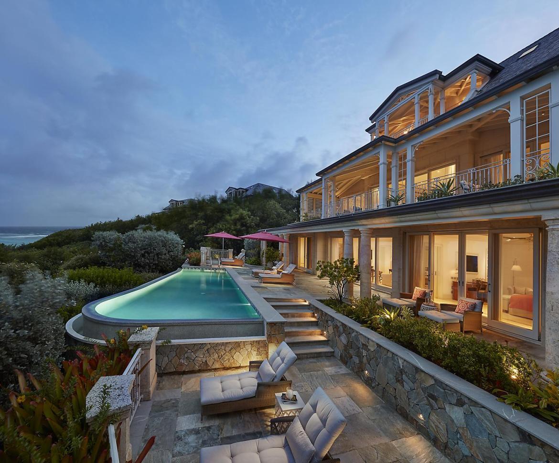 canouan accommodation lagoon villa exterior - Canouan, el nuevo paraíso tropical que querrás descubrir en tus vacaciones