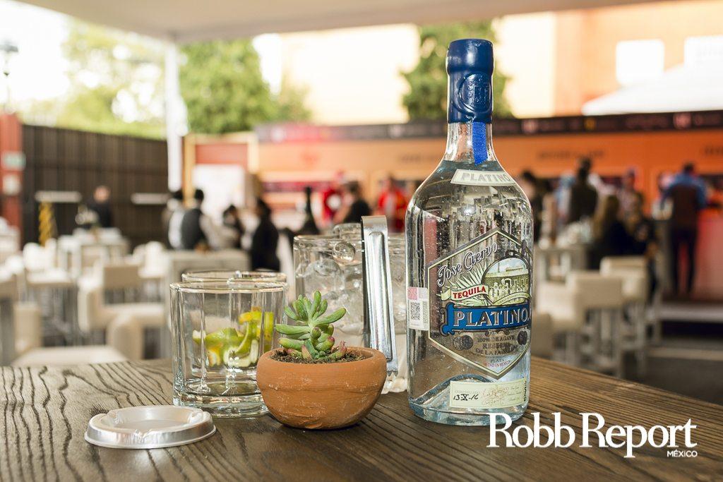 Tequila Reserva puso el broche de oro al GP de México