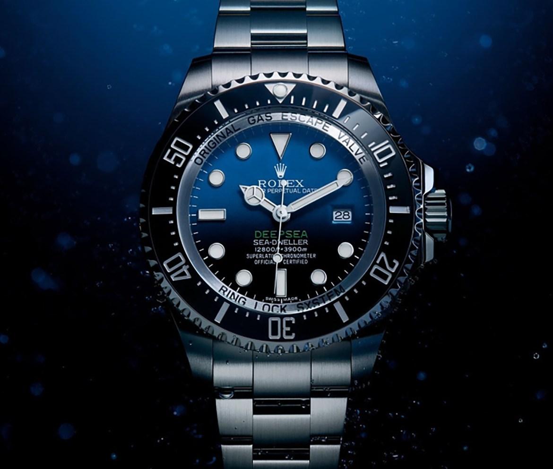 deepseadweller - 5 relojes con estilo para tus próximas aventuras en el fondo del océano (sólo para él)