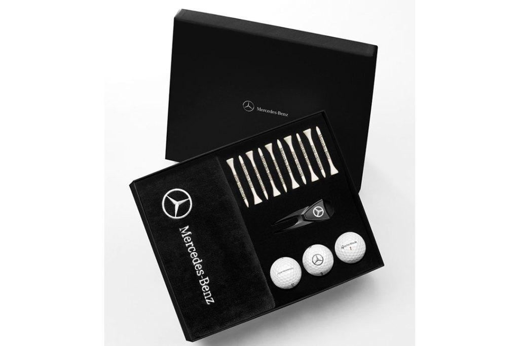 Tu próximo kit de golf tendrá todo el estilo de Mercedes-Benz