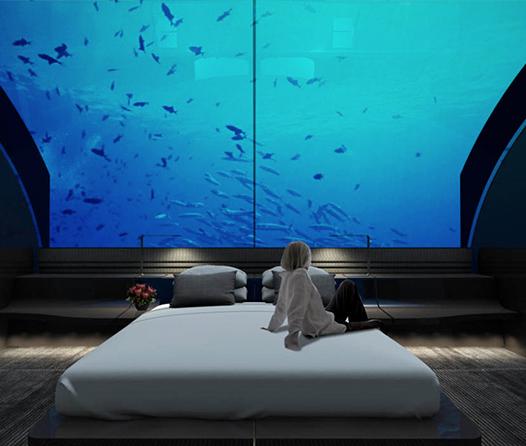 Paraísos oceánicos para hospedarte en tus próximas vacaciones
