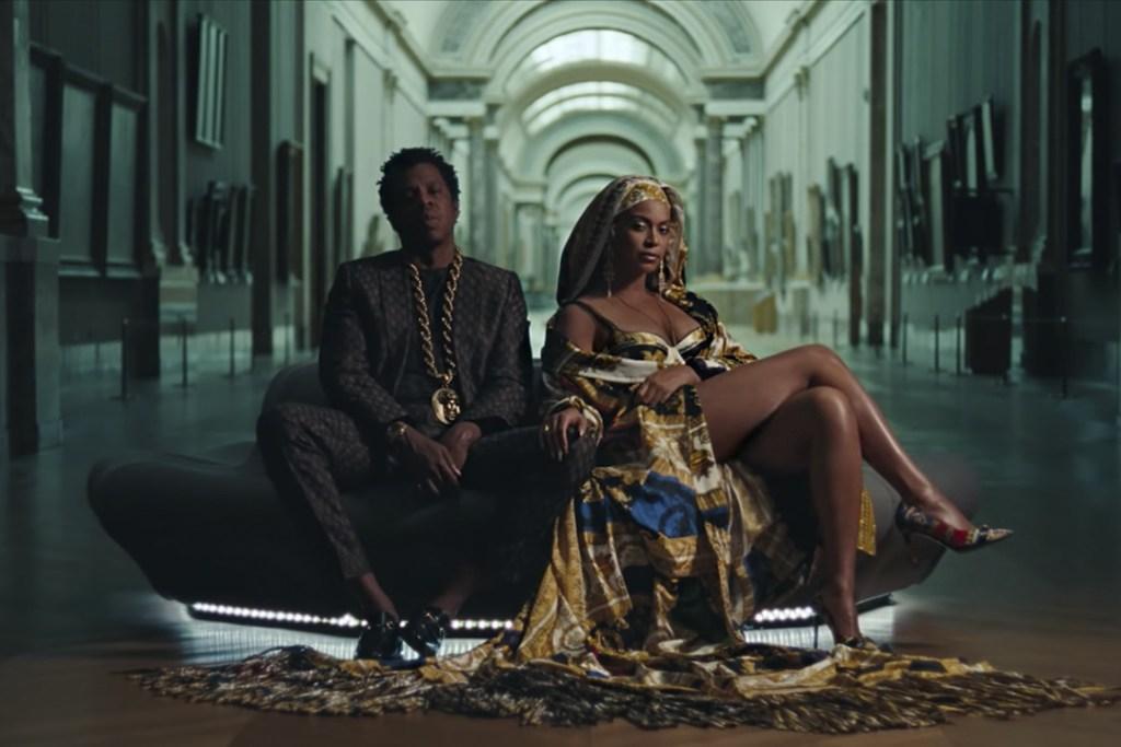 El nuevo videoclip de Beyoncé, es lujo y una obra de arte desbordante