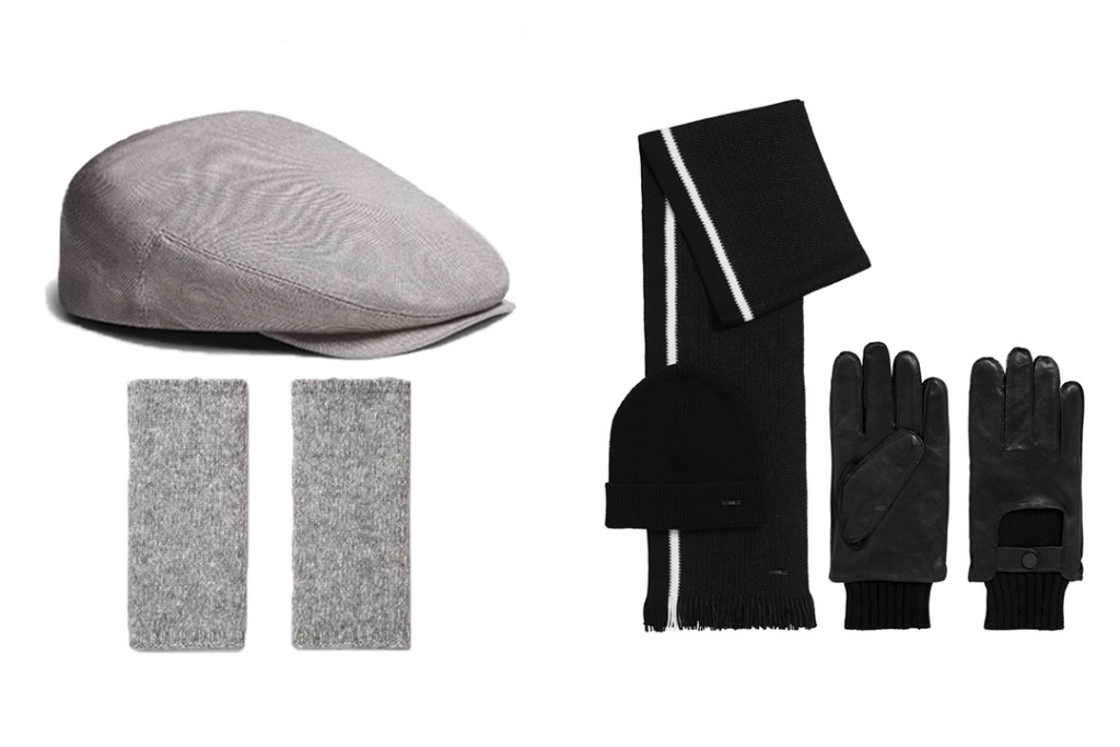 Accesorios de invierno que no pueden faltar en el guardarropa del hombre elegante