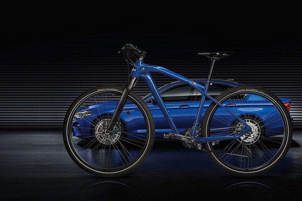 Conoce la bicicleta inspirada en el BMW M5