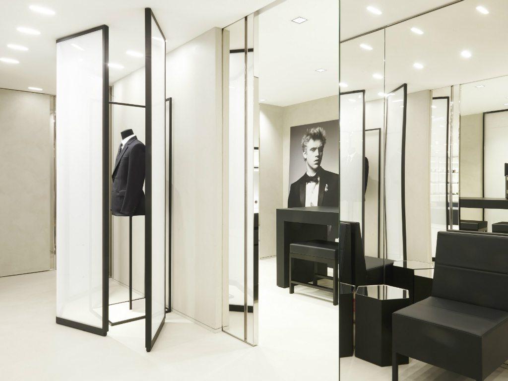 La nueva flagship store de Dior Homme en París
