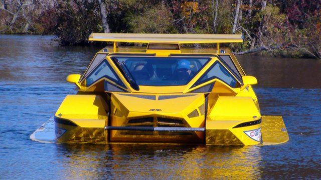 Dobbertin Hydrocar - Tú podrías ser el dueño del único HydroCar del mundo, aquí te decimos cómo