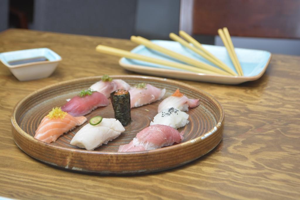 DSC0509 1024x683 - Nakama, un rincón muy millennial para amantes del sushi