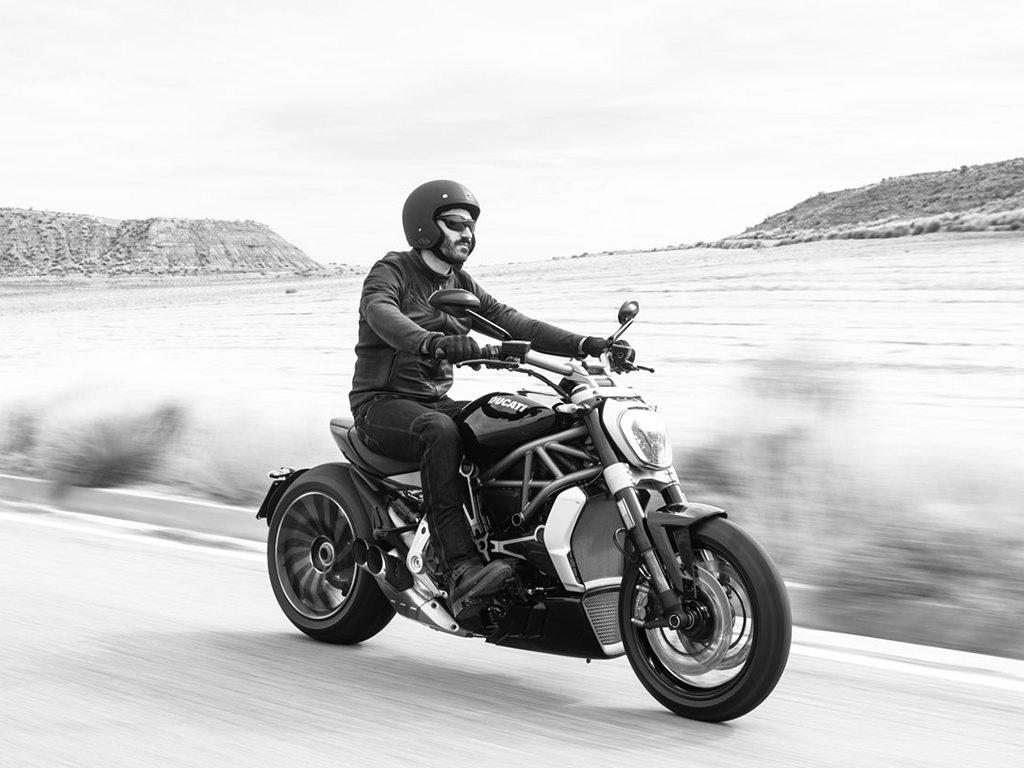 Ducati reveló imágenes de la nueva XDiavel