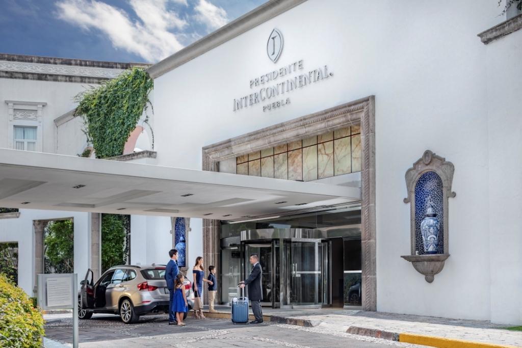 Fachada PIC Puebla 4 1024x683 - Sabemos cuál es el hotel donde debes hospedarte en tu próxima escapada a Puebla