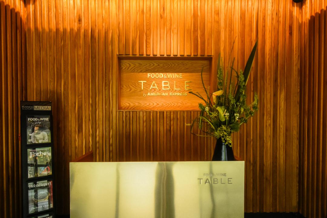 FAW3961 - Table, el mejor lugar de experiencias gastronómicas  de Latinoamérica