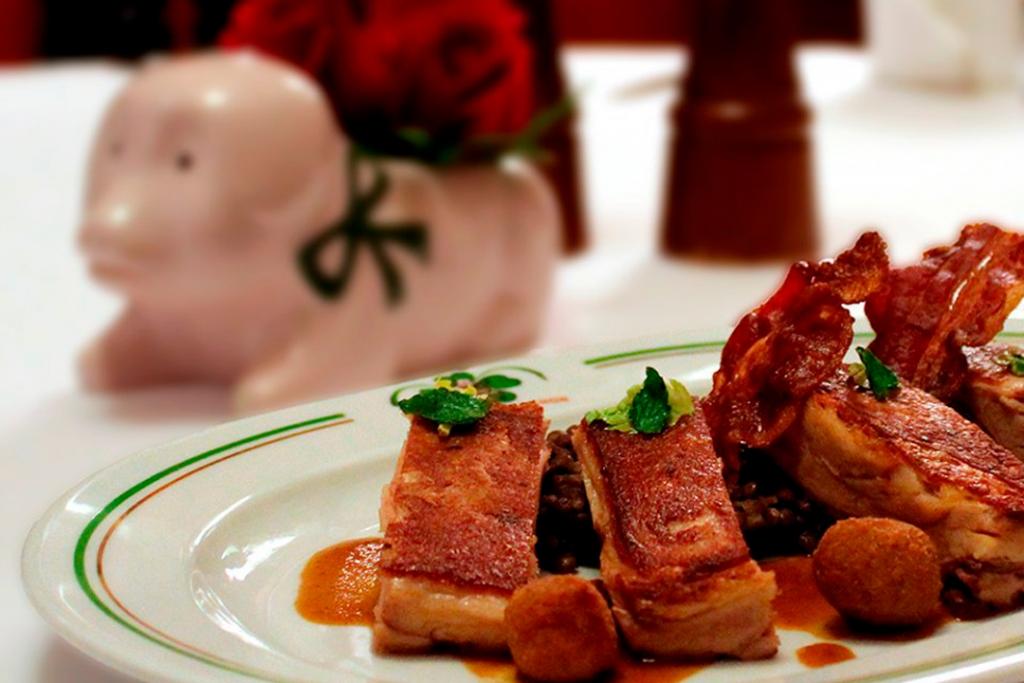 fer2 1024x683 - Cinco restaurantes donde pasar una mágica Noche Buena en CDMX
