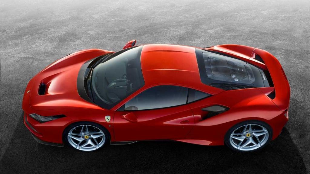 ferrari f8 tributo 1024x576 - Los más lujosos del Auto Show de Ginebra 2019