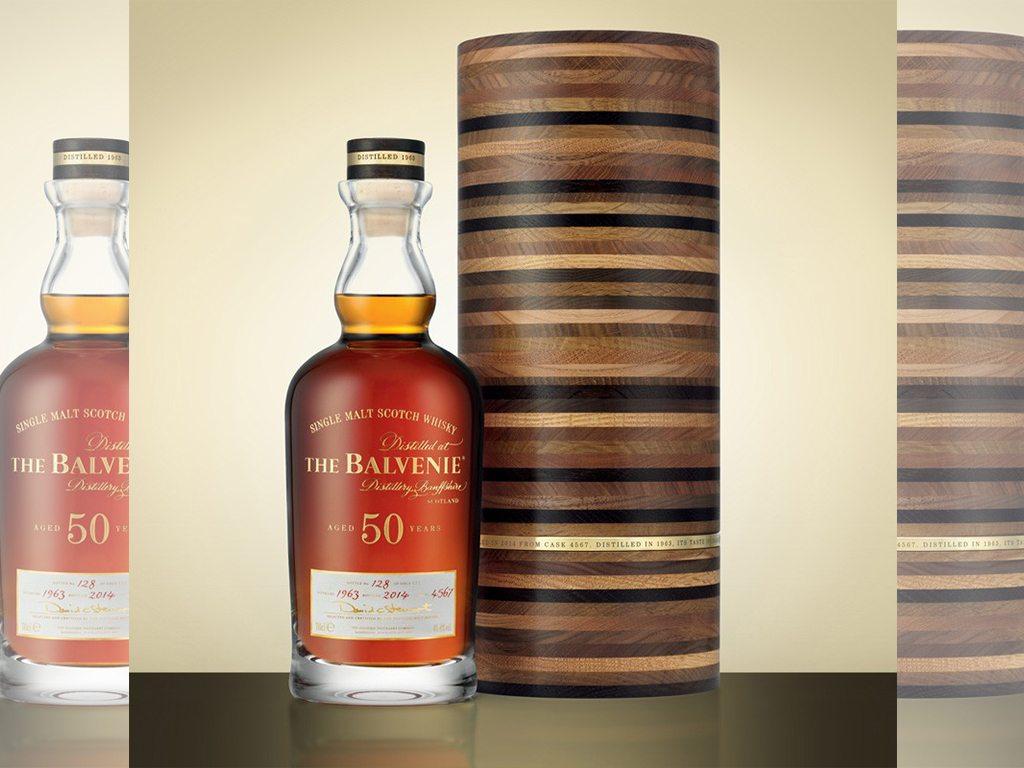 ¿Qué tal un whisky de 38 mil dólares?