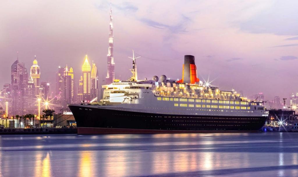 Gallery Category3 1 1024x608 - ¿Recuerdas el crucero Queen Elizabeth II? Ahora es un lujoso palacio árabe que puedes visitar