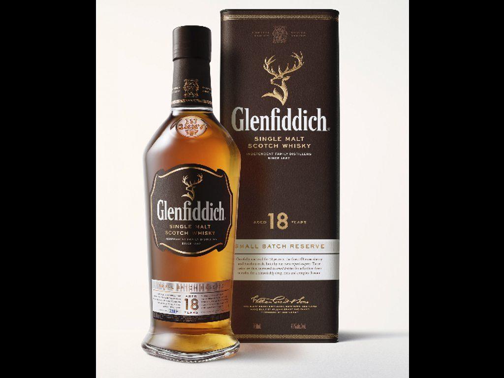 """Glenfiddich lanza nueva imagen del """"Glenfiddich 18"""""""