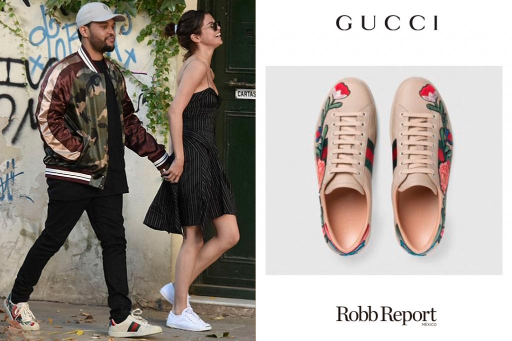 Gucci TW 1024x683 - Estas son las marcas favoritas de lujo de The Weeknd