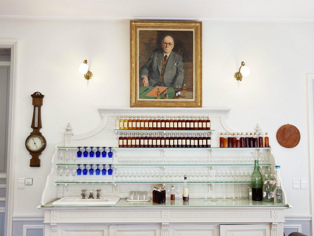 Pocos podrán conocer el Grand Tasting Room de Hennessy