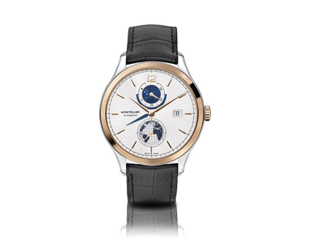 "Montblanc presenta nuevos relojes en la feria ""Watches and Wonders 2015"""