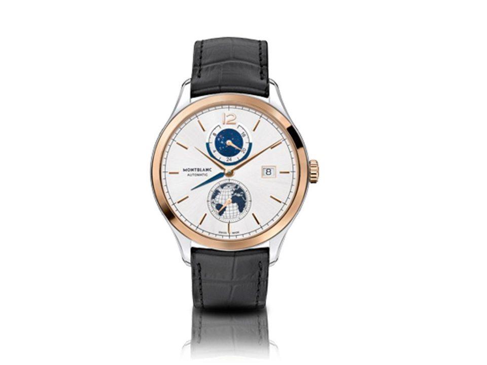 """Heritage Chronometri 1024x768 - Montblanc presenta nuevos relojes en la feria """"Watches and Wonders 2015"""""""