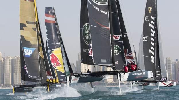 Los Cabos se confirma como pieza angular en Extreme Sailing Series