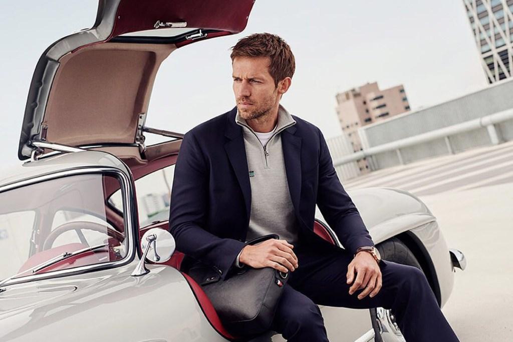 Tommy Hilfiger y Mercedes-Benz lanzan esta increíble línea ¡Conócela!