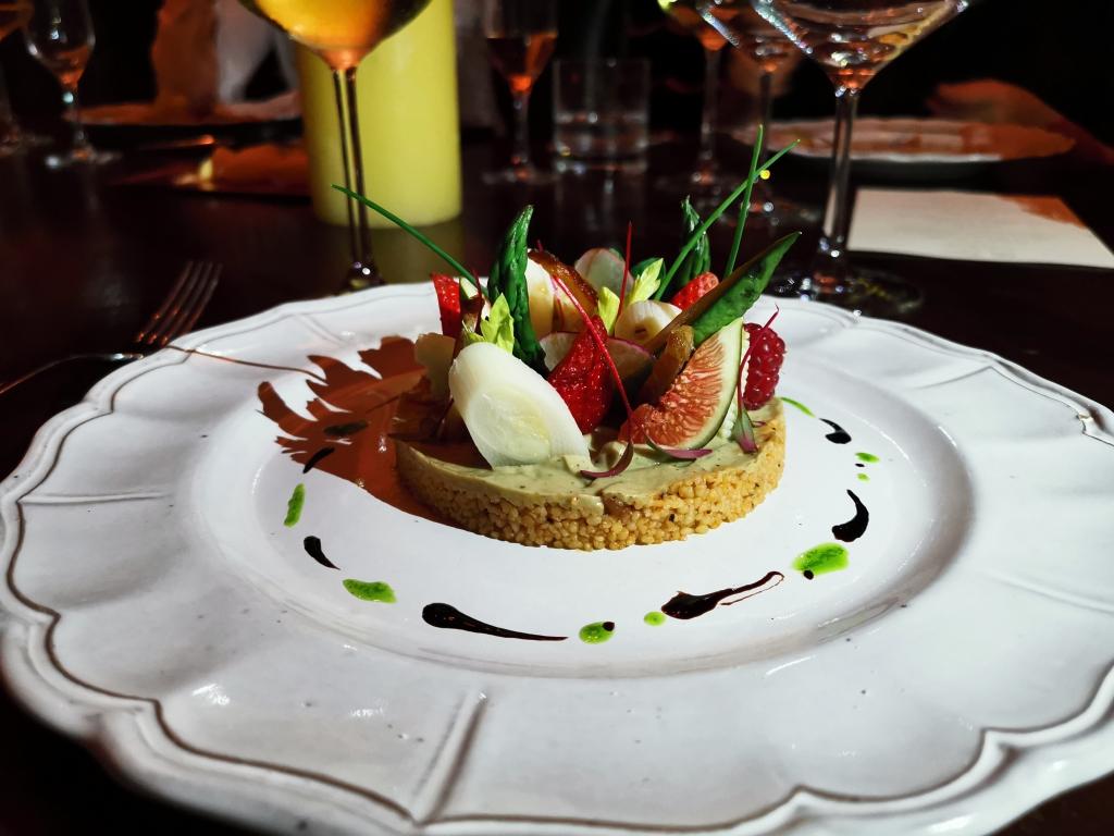 IMG 20181106 212509 1024x768 - Así nos enamoró la gastronomía de Rosewood San Miguel de Allende