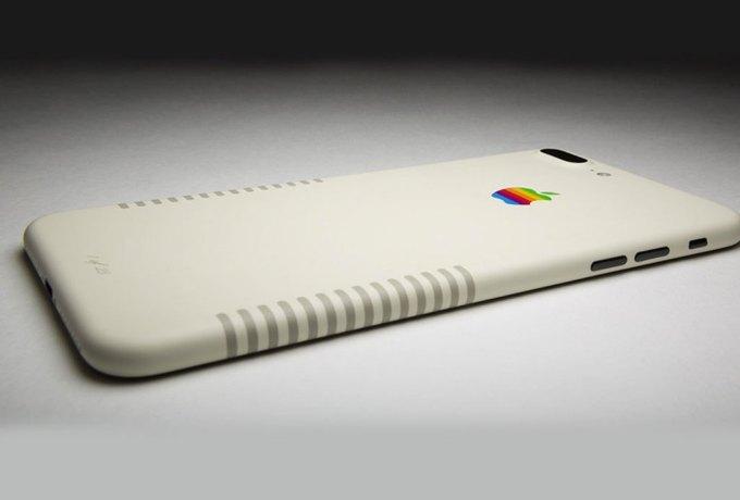 iphone vintage 2 - Cinco smartphones que gritan nostalgia