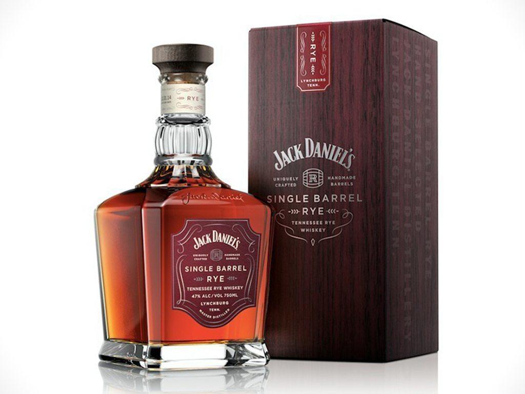 Nuevo Jack Daniel's Single Barrel Rye
