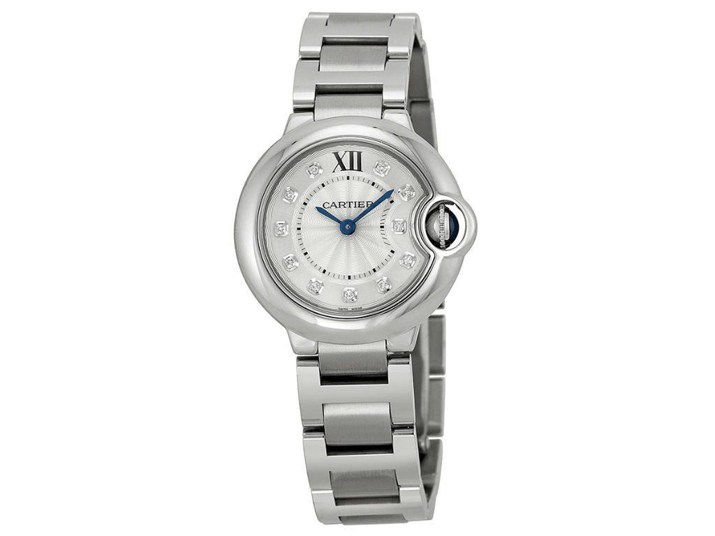 Dos relojes de Cartier para esta navidad