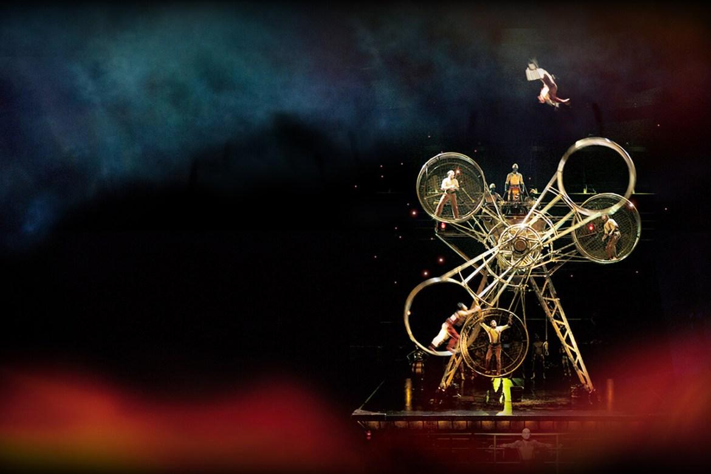 ka act wheel of death - La guía completa para ir a ver a Luis Miguel en Las Vegas
