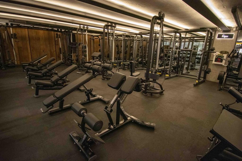 KIA9429 1024x683 - La Fábrica, un gimnasio como nunca antes visto en la Ciudad de México
