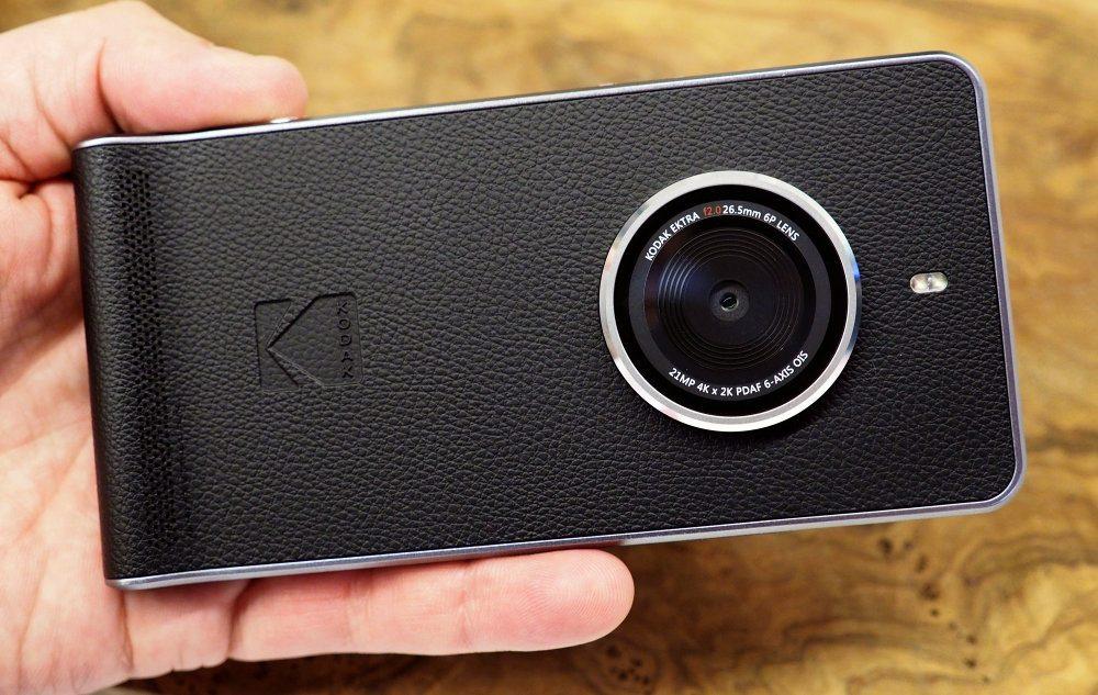 Redime tu sueño de ser fotógrafo con Kodak EKTRA