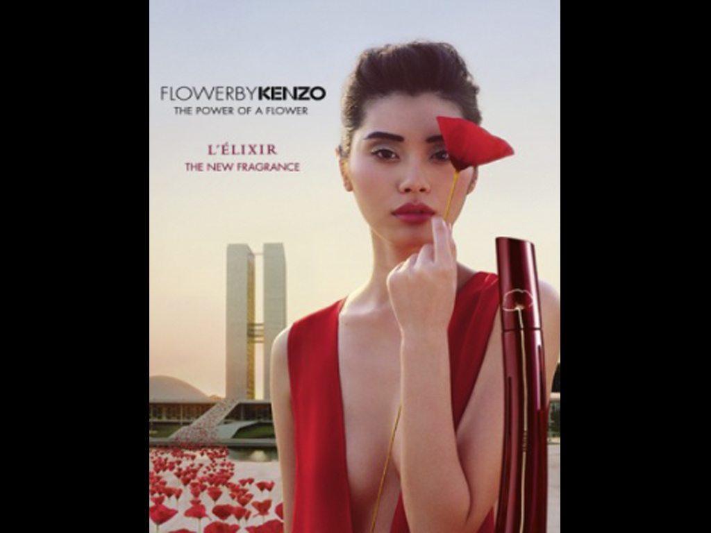 Conoce la nueva fragancia de Flower by Kenzo: L'Elixir