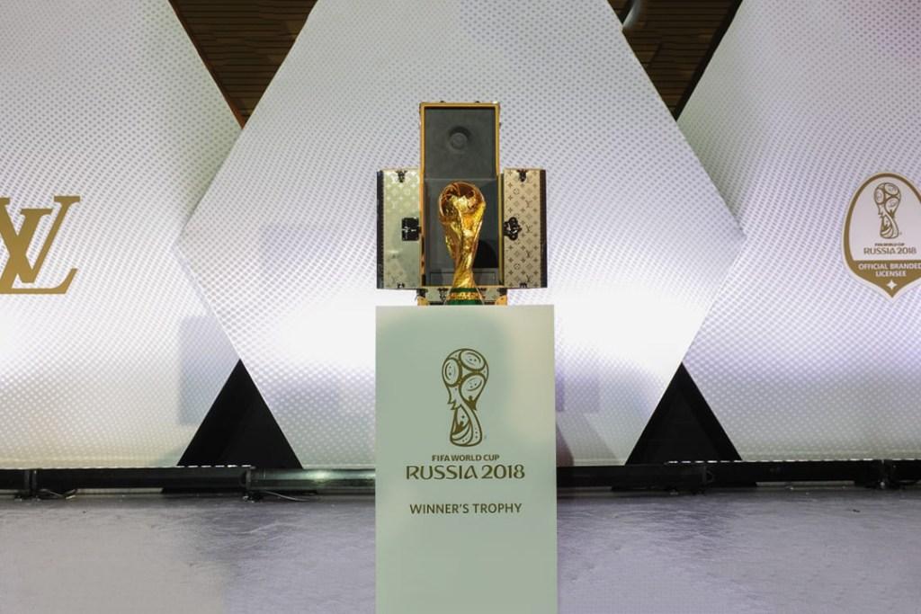 Louis Vuitton resguardará la Copa de Mundo hasta conocer al campeón