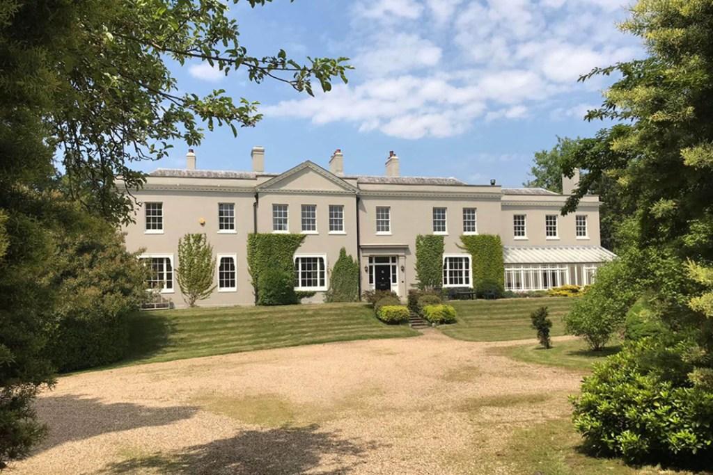 Esta mansión en Londres de 8.2 mdd podría ser tuya…por sólo 315 pesos