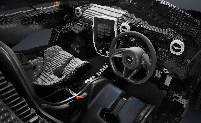 mclaren senna lego 6 1553623106 - Este McLaren Senna tardó cinco mil horas en construirse con LEGO