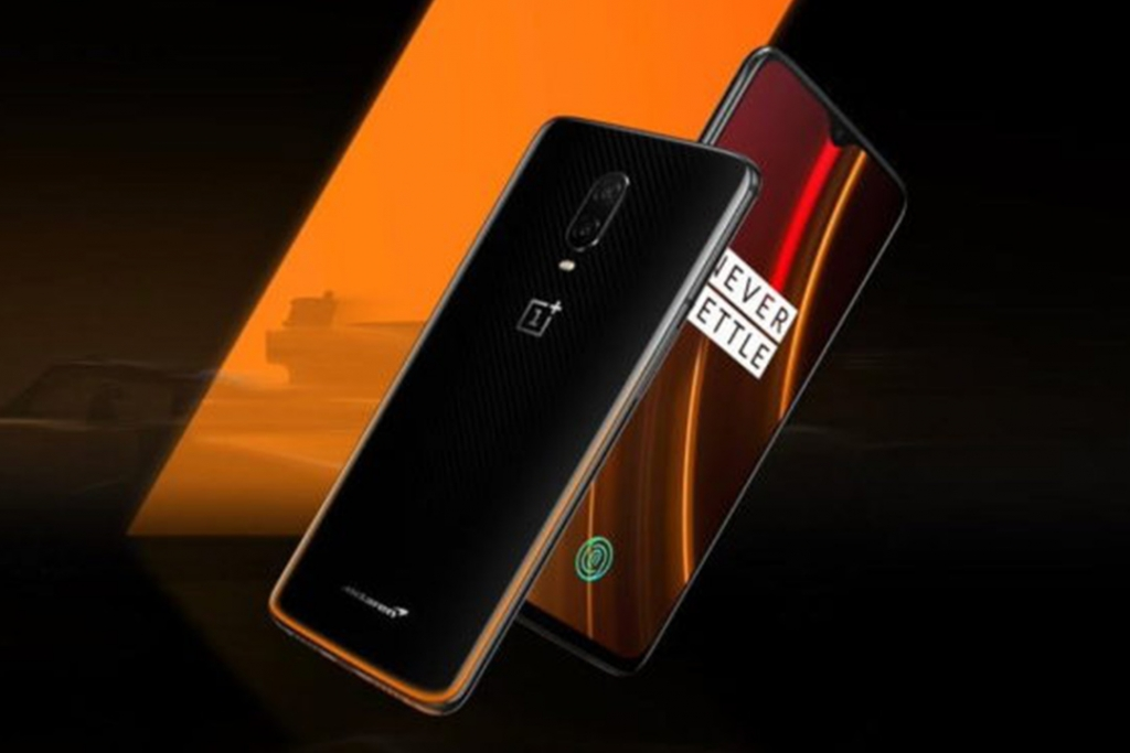 McLaren2 1024x683 - ¿El nuevo smartphone de OnePlus es más veloz que un McLaren?